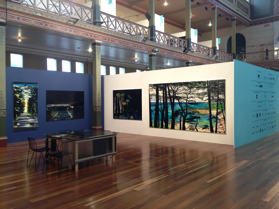 Melbourne Artfair 2014